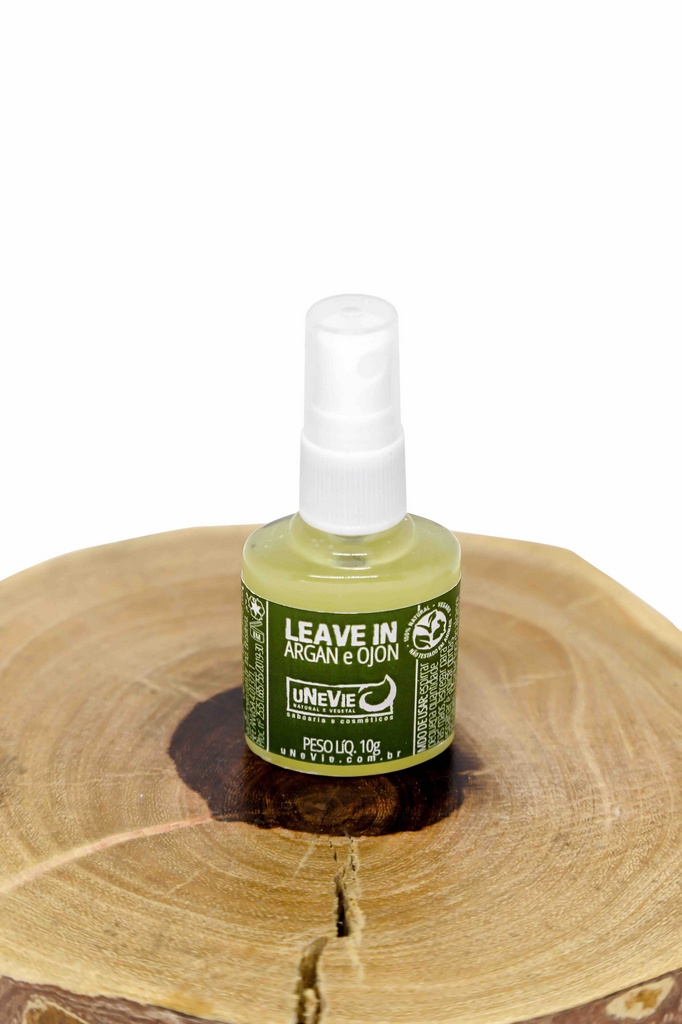 Leave-in Argan e Ojon